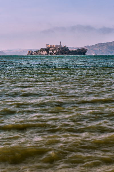 """AlcatrazzzzzBy: James A. B. It's scary, its big, its more than an acre wide, its Alcatraz!This place is known for its mystery, """"what really happened there"""" and the man that escaped.  The only man that is.I wanted to take the tour but time escaped us... get it?  - Read More on my Photo Blog: Raining Dreams- Or if you're Facebook Happy: My Facebook Page- Or if you're Google Savvy: My Google+ Page"""