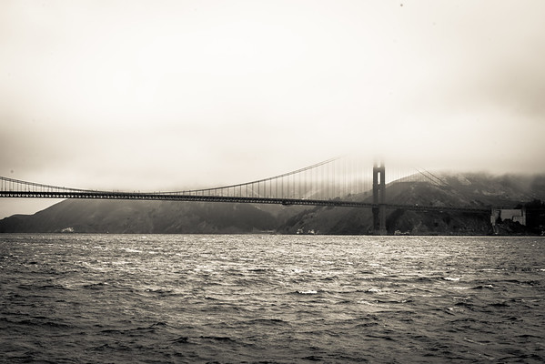 The Cloudy Bridge