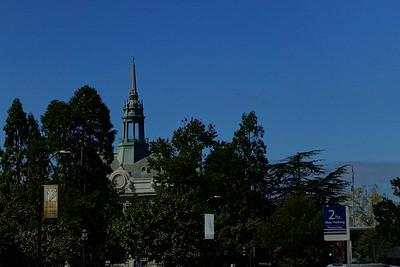 Berkeley spire