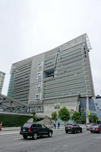 Fed building, SF