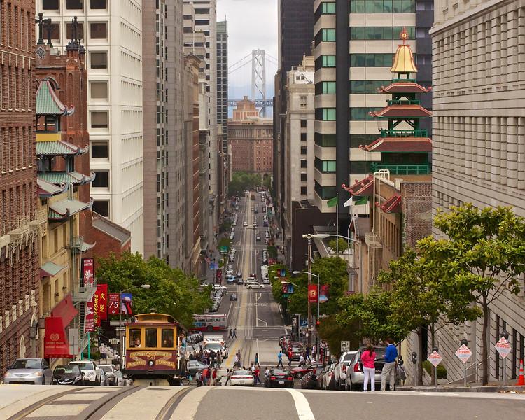 Iconic San Francisco!