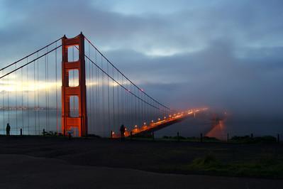 Day break over San Francisco ref: 4ea0166d-4834-416b-9a9e-c0d26cc9c632