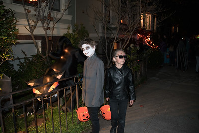 The Terminator and... Frankenstein (???) from the Cure