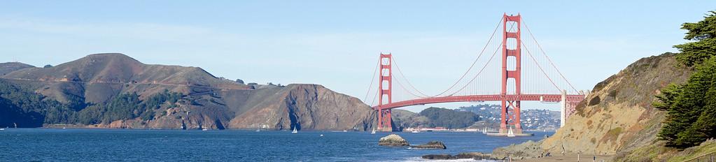 Baker beach panorama ref: dd989913-9a15-4118-a1e0-d898fc1888ae