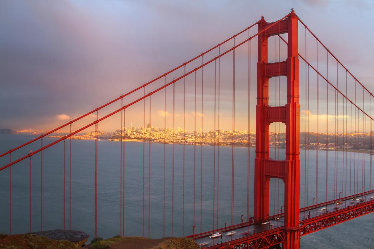 Golden Gate City