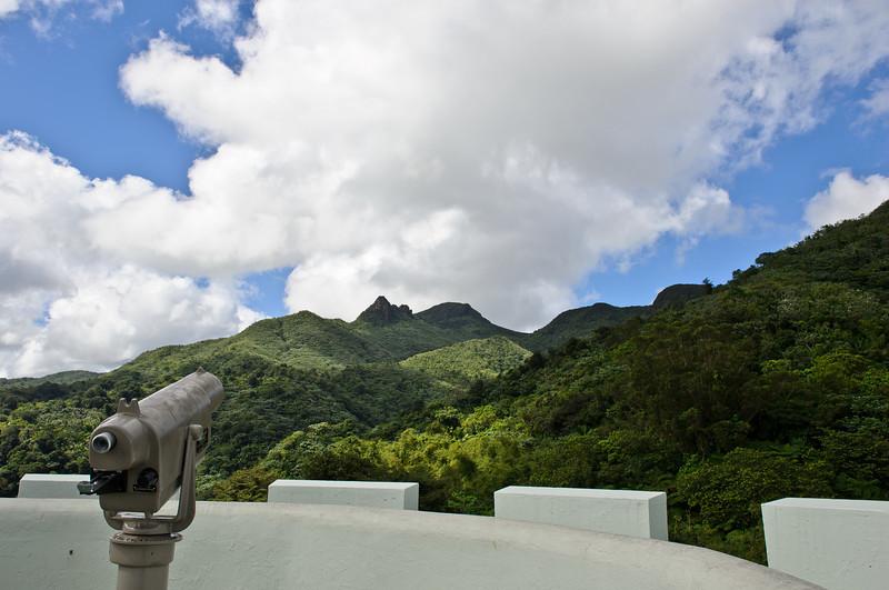 El Yunque Lookout