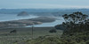 Taken from the entrance to Montaña de Oro State Park, looking down at Morro Bay