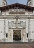 Entrance to Hearst Castle