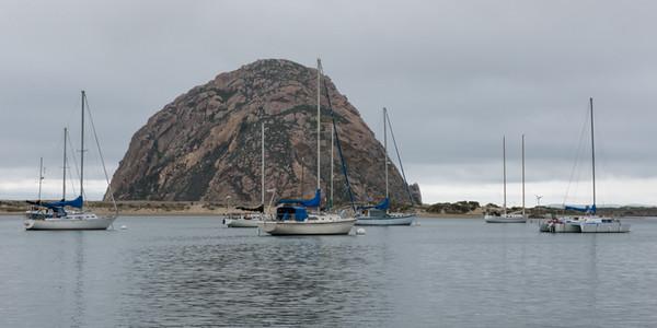 Morro Bay State Park (Morro Rock).