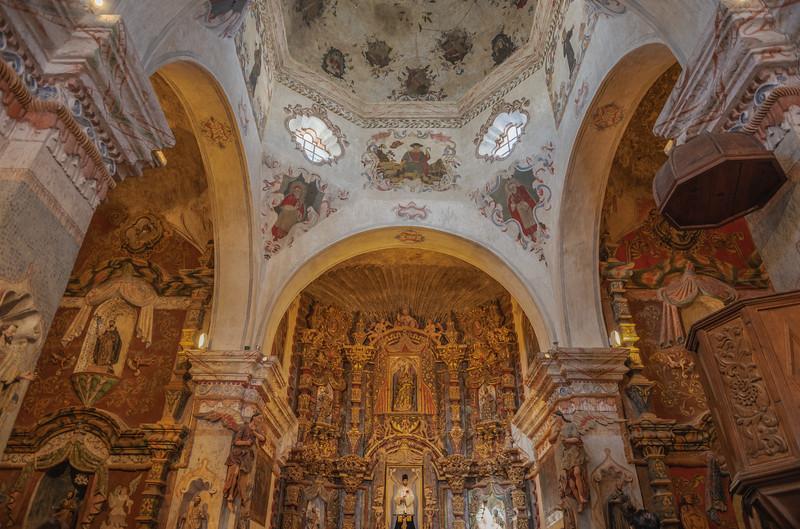San Xavier Mission - Tucson, AZ - 2020