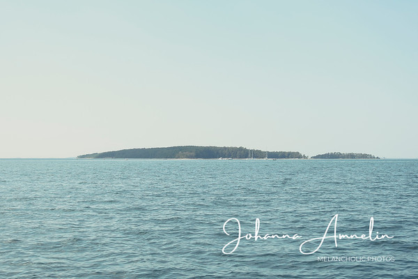 Veneretkellä Sandössä, Saaristomeren kansallispuistossa - Kuin etelänmatka ulkomaille!