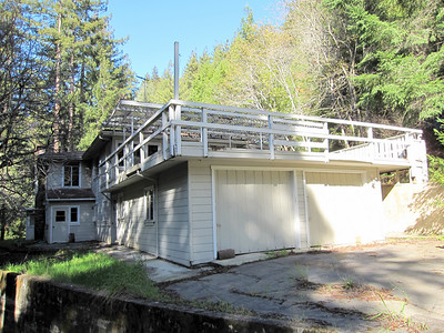 Santa Cruz Mountains cabin - Susan