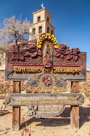 Santuario de Guadalupe, Old Mission Church