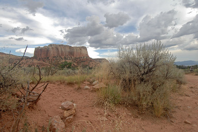 Ghost Ranch in Abiquiu