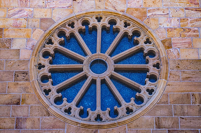 Cathedral Basilica of St. Francis of Assisi Window