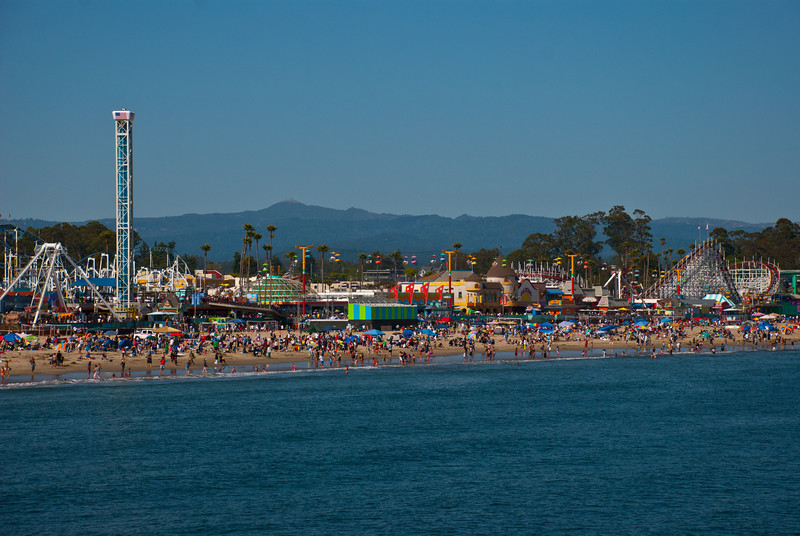 """Santa Cruz is the home of the """"Lost Boys"""", and world renowned surfing spots amongst a variety of other unique things. Though we did not see any vampires, and had bad timing for surf being """"up"""" it was a fun experience."""