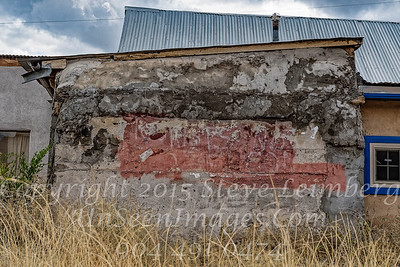 Wall in Indian Village - Copyright 2016 Steve Leimberg - UnSeenImages Com _M1A8539
