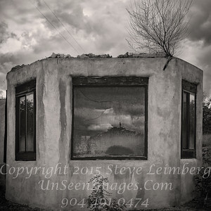 Through the Window - B&W  Copyright 2016 Steve Leimberg - UnSeenImages Com _Z2A2262