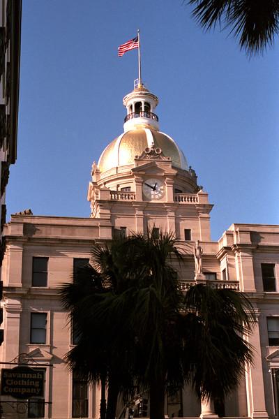 City Hall Savannah, GA