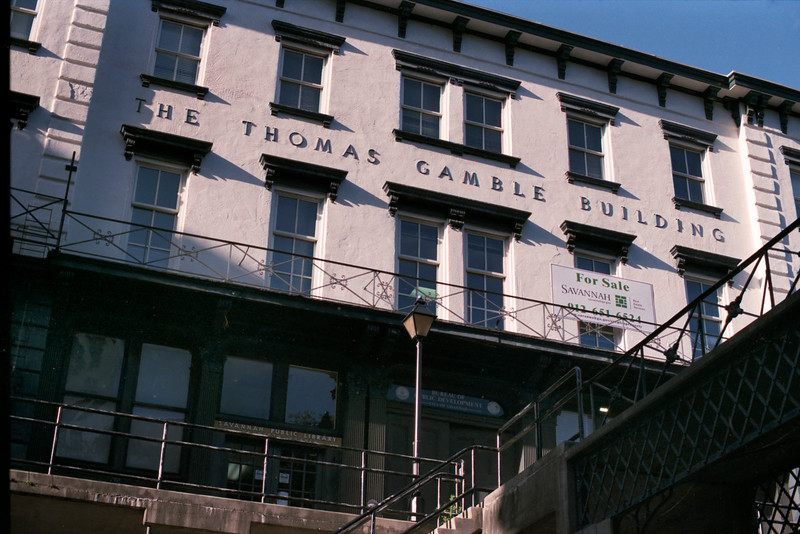 The Thomas Gamble Building