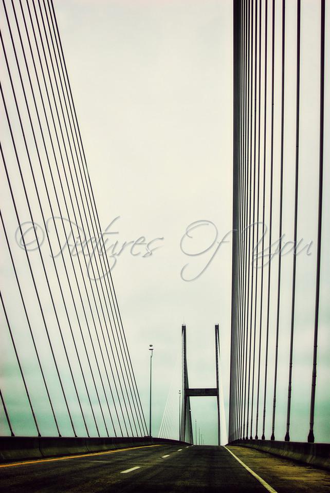 Bridge over Jekyll Island State Park