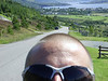 A self portrait that went wrong, looks funny though!