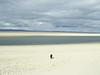 Jack on Nairn beach.