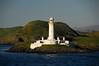 Eilean Musdlle Lighthouse - Oban Harbour, Scotland