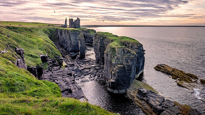 Castle Sinclair Girngoe