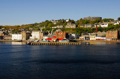 Oban waterfront - Oban, Scotland
