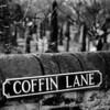 Coffin Lane Edinburgh 1992
