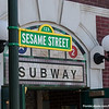 Sesame Street, SeaWorld Orlando, Florida - 26th March 2019 (Photographer: Nigel G Worrall)