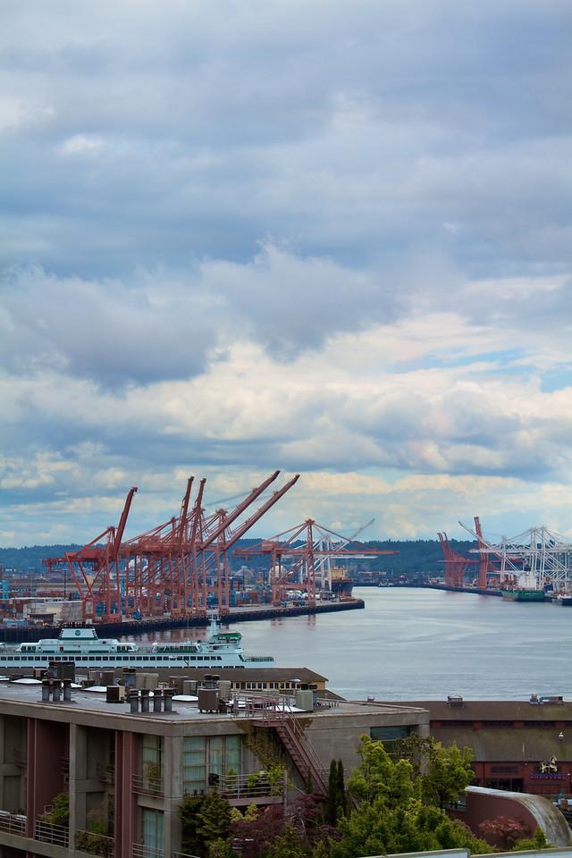 Port of Seattle.