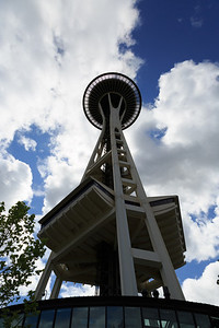 2013_05_30 Seattle Space Needle 001