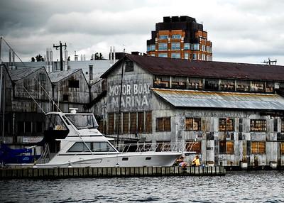 Seattle Washington - Ballard Locks