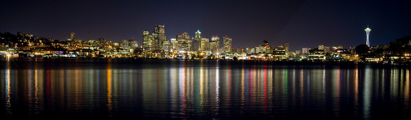 Seattle reflections