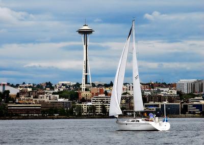 Seattle Washington - Space Needle