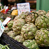 Artichokes at Pike Place Market