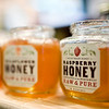 Moon Valley Honey at Pike Place Market.