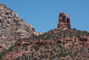 Chimney Rock in Sedona.