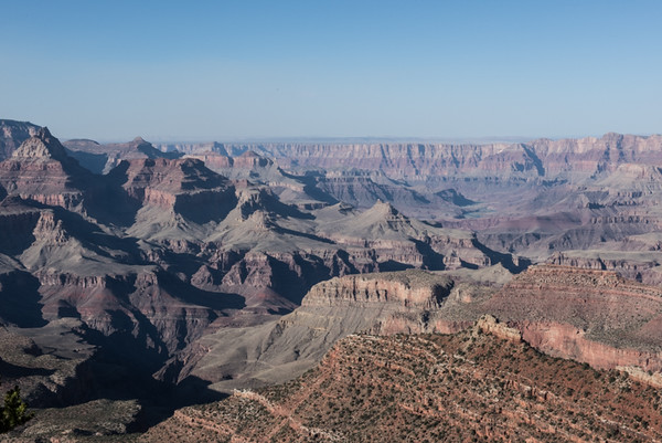 Grand Canyon, taken at the South Rim.