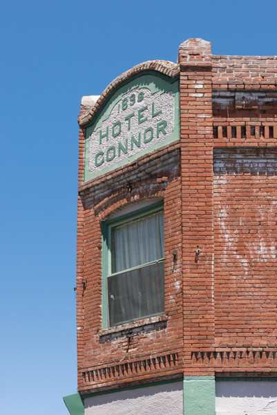 The Connor Hotel in Jerome.