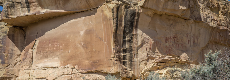 Rock Art, Sego Canyon