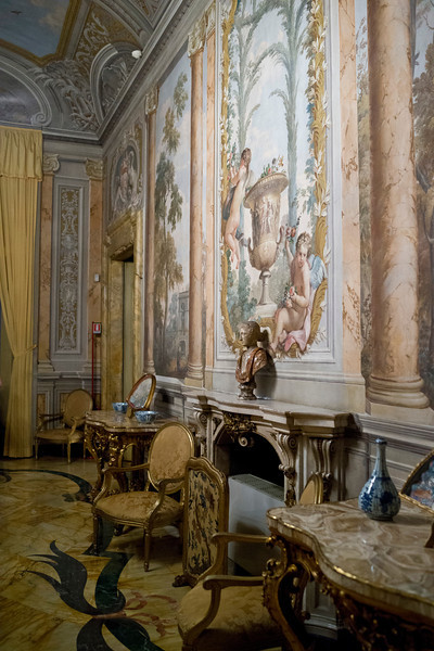 Palazzo Colonna - Room as a Still Life