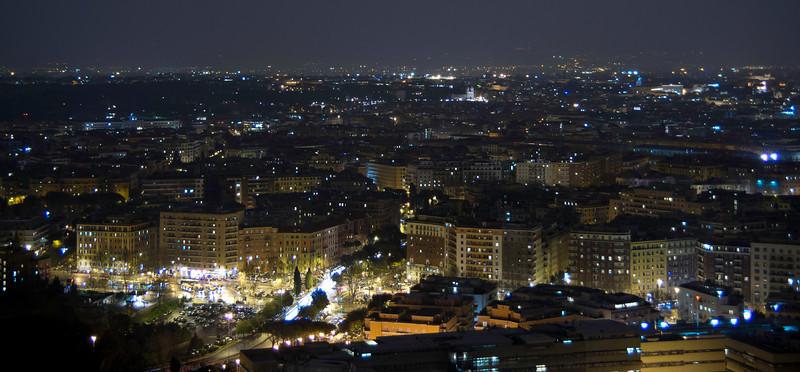 Roma, Italy - Night