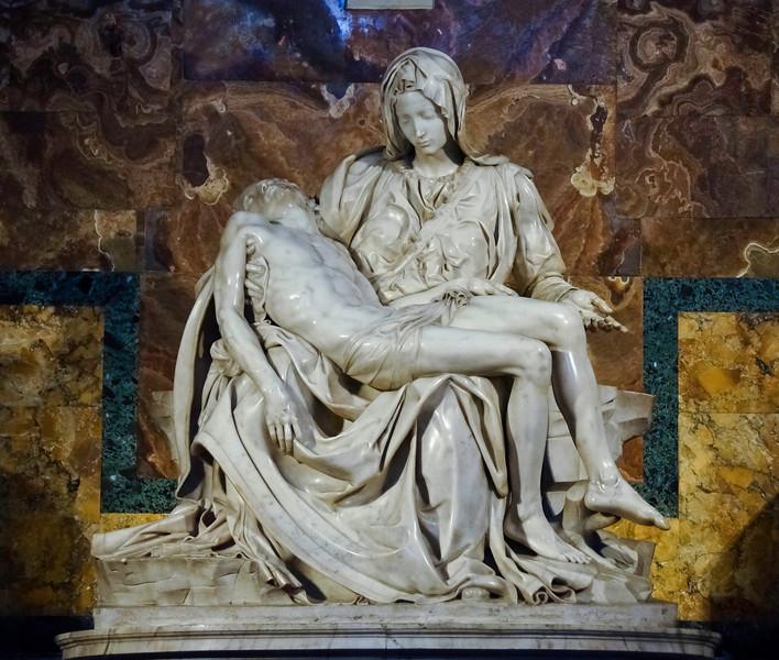 St. Peter's - Michelangelo's Pieta