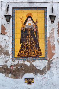 Seville saint