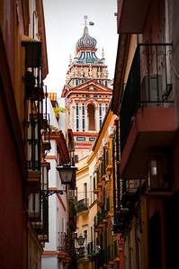 Seville alley