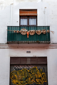 Balcony in Seville