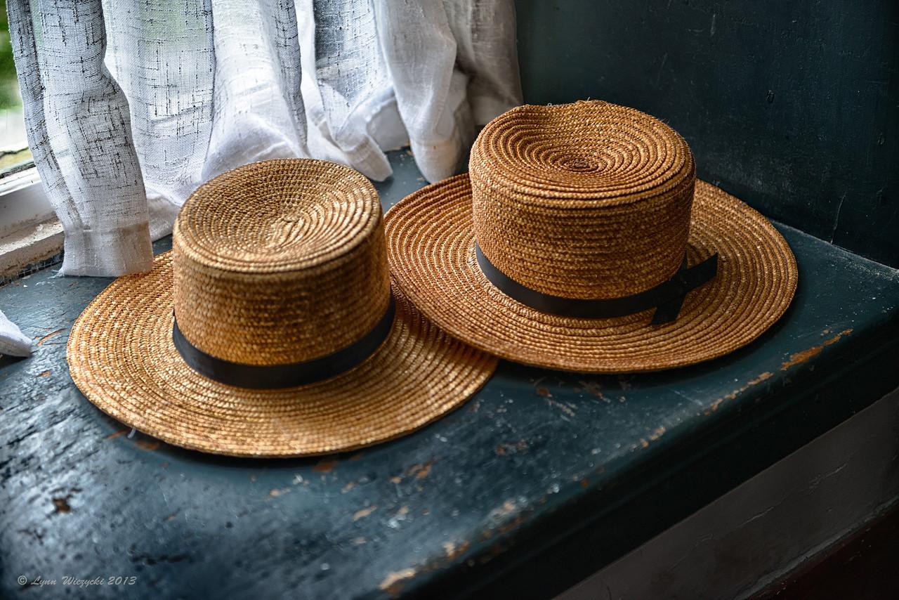 Shaker hats